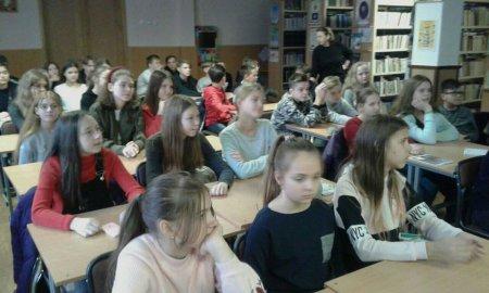 У школах Кременчука почалися перегляди стрічок міжнародного фестивалю Docudays UA